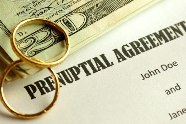 Gli accordi prematrimoniali in Italia: a che punto siamo?