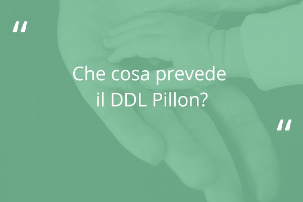 Che cosa prevede il DDL Pillon?